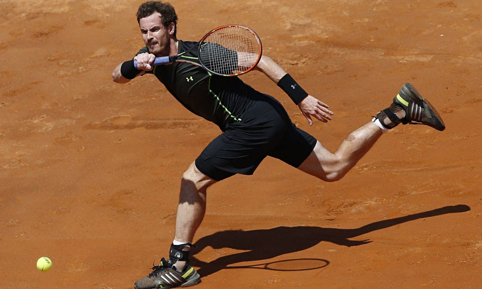 Andy Murray's feats of clay put him in mood and contention for French Open