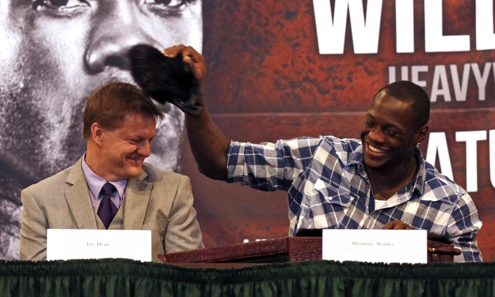 Deontay Wilder to make first WBC heavyweight title defense in Alabama