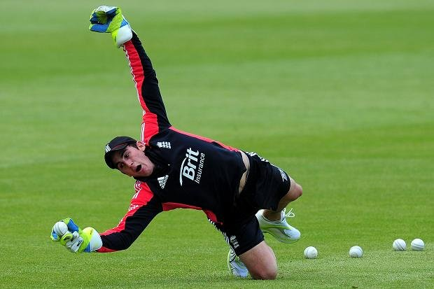 Craig Kieswetter says England dressing room was riven by cliques