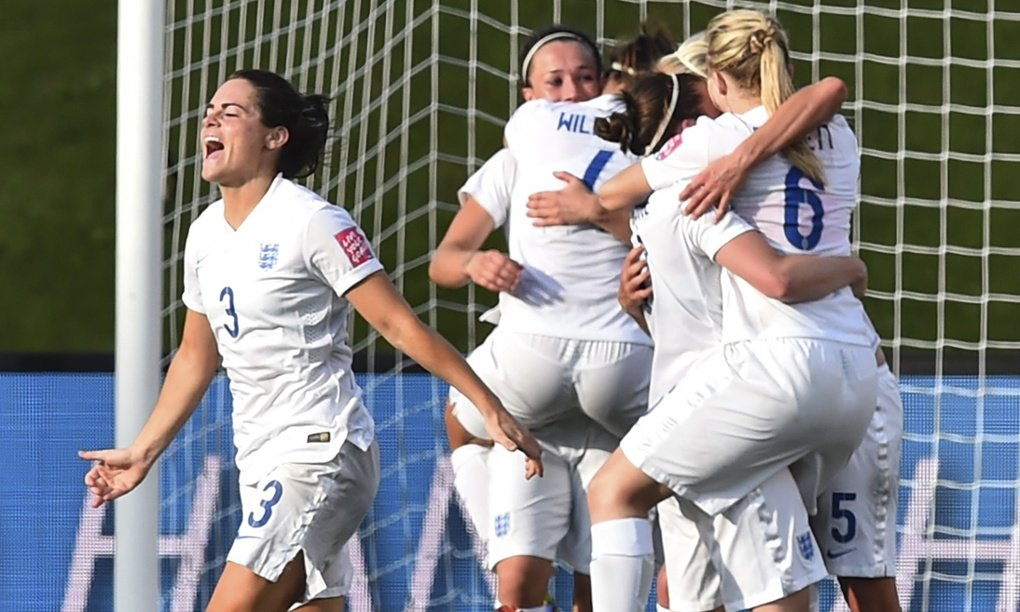 Proud Mark Sampson heaps praise on England after comeback World Cup win