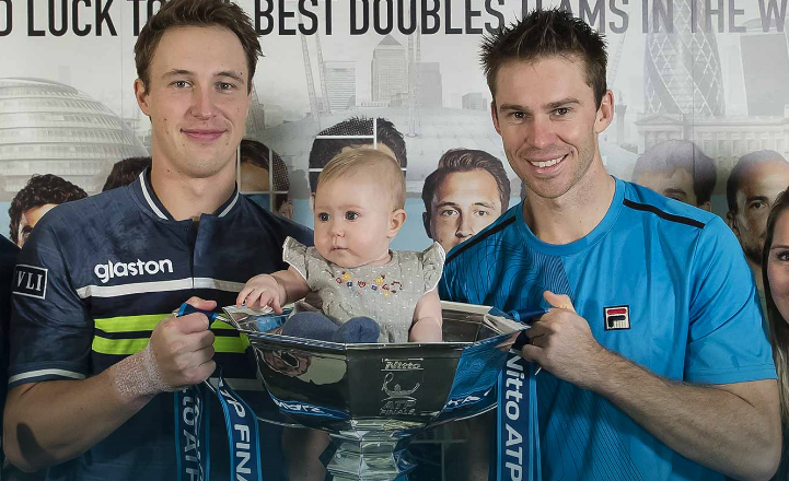 Kontinen/Peers Retain Nitto ATP Finals Title