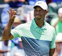 Tiger Woods writes letter of support to fellow stutterer