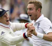Stuart Broad hails 'dream' day as historic haul puts England in charge
