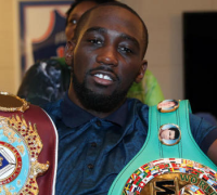 Terence Crawford vacates IBF 140 pound title