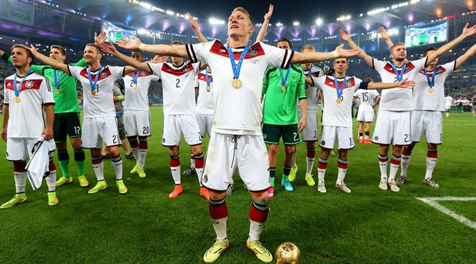 Germany beat Argentina to win World Cup final with late Mario Götze goal