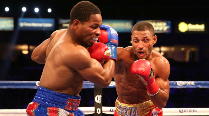Kell Brook beats Shawn Porter to win IBF title while Aamir Khan awaits