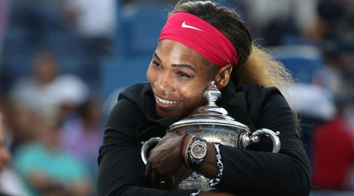 Serena Williams shocked to join legends on 18 grand slam titles