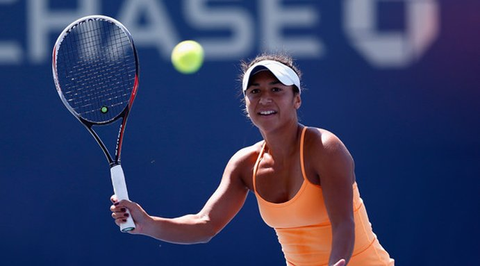 Heather Watson suffers another first-round exit in the Korea Open